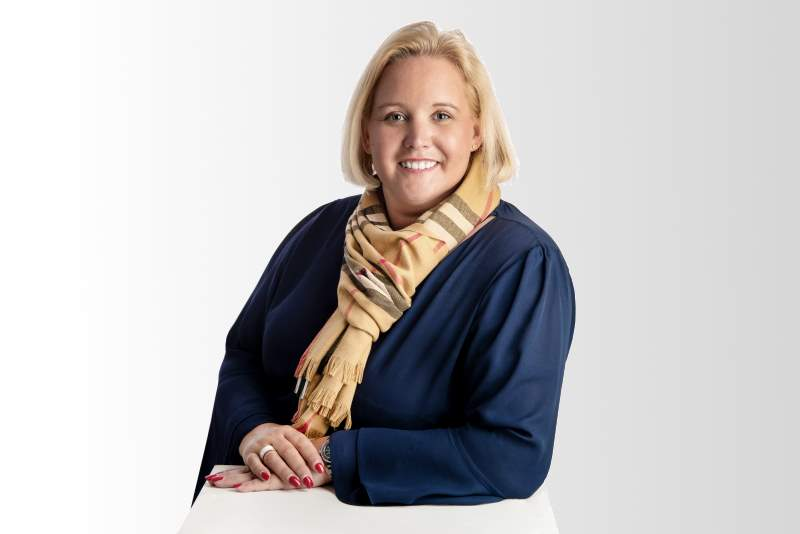 Tina Haltermann  - 2. Beisitzerin